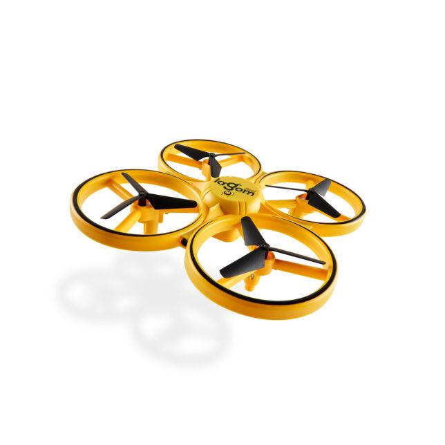 DRON CON MANDO R/C